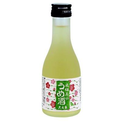 画像1: 清酒仕込み 久寿玉のうめ酒180ml