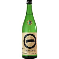 まるいちや720ml(純米吟醸)